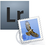 Lightroom und Mail