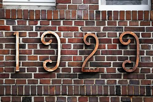 Urbane Typographie